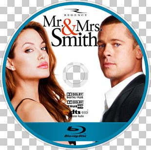 Mr. & Mrs. Smith Blu-ray Disc DVD Television PNG