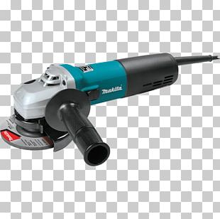 Angle Grinder Makita Grinding Machine Power Tool PNG