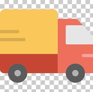 Car Delivery Truck Icon PNG