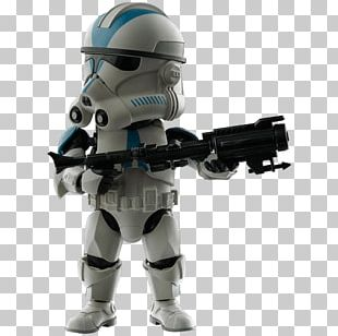 Clone Trooper Star Wars: The Clone Wars Action & Toy Figures 501st Legion PNG