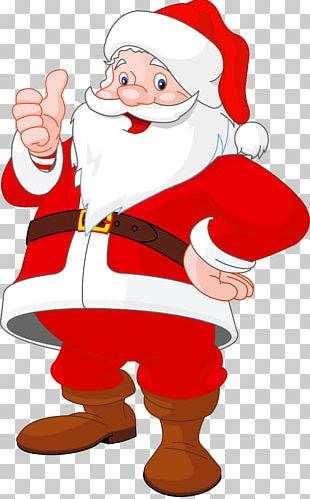 Ready-to-use Santa Claus Illustrations PNG