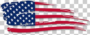 Scratch Mode American Flag PNG
