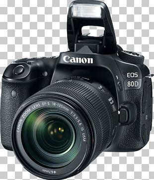 Canon EOS 80D Canon EF-S 18–135mm Lens Canon EOS 70D Canon EF-S Lens Mount Canon EF-S 18–55mm Lens PNG