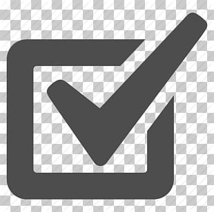 Computer Icons Check Mark Checkbox Web Browser PNG