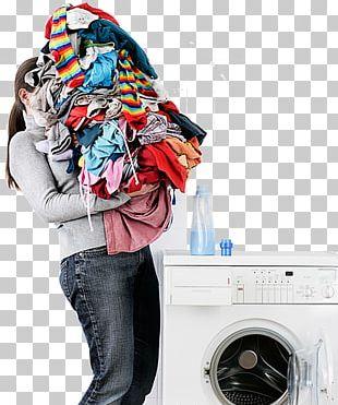 Laundry Washing Machine Clothing Ironing PNG