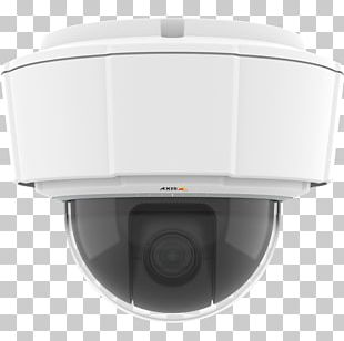 Pan–tilt–zoom Camera IP Camera Axis Communications Axis M5525-E PNG