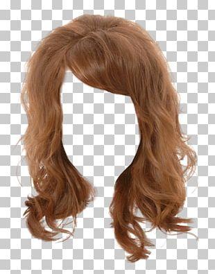 Long Women Hair PNG
