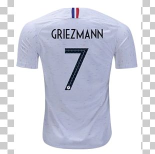 2018 World Cup France National Football Team T-shirt 2014 FIFA World Cup Jersey PNG