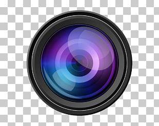 Camera Lens Lens Flare PNG