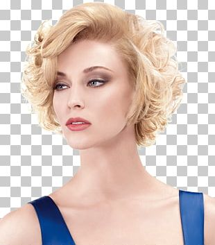 Human Hair Color Blond Hair Coloring Hairstyle PNG