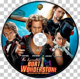 The Incredible Burt Wonderstone Olivia Wilde YouTube Film Comedy PNG