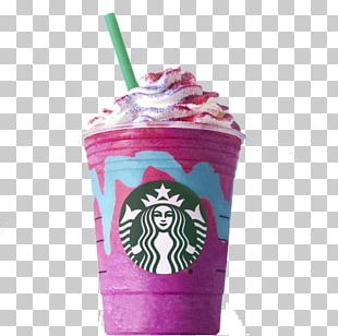 Coffee Cafe Latte Unicorn Frappuccino PNG