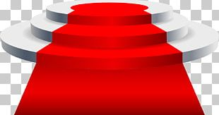 Light Red Carpet Stage PNG