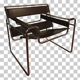 Wassily Chair Bauhaus Table PNG