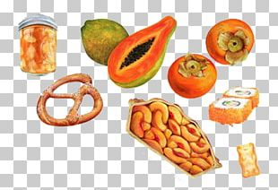 Food Drawing Cuisine Vegetable Illustration PNG