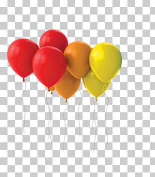 Gas Balloon Party Balloon Creations By Carolyn Birthday PNG