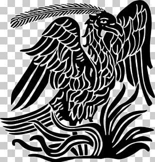 Phoenix Legendary Creature Stencil PNG