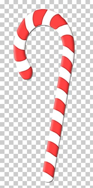 Candy Cane Product Font Line PNG