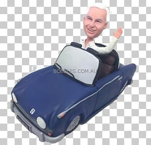 Custom Car Bobblehead Dashboard Vehicle PNG