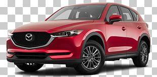 2018 Mazda CX-5 2017 Mazda CX-5 Mazda Motor Corporation Car Sport Utility Vehicle PNG