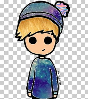 Chibi Cartoon Drawing Boy PNG