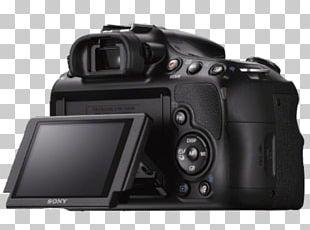Sony Alpha 57 Canon EF-S 18–55mm Lens Sony SLT Camera Digital SLR 索尼 PNG