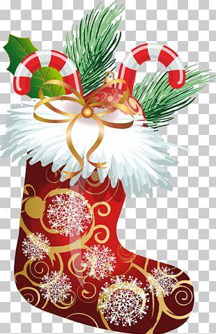 Christmas Tree Christmas Stocking PNG