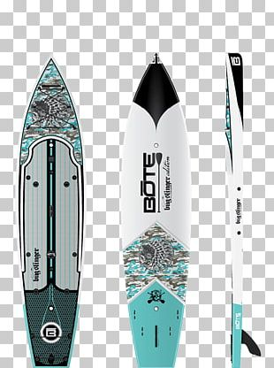 Standup Paddleboarding Dinghy Surfboard PNG