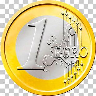 1 Euro Coin Euro Coins 1 Cent Euro Coin PNG