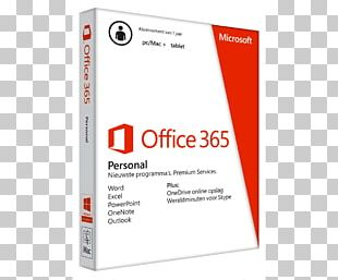 Office 365 Microsoft Office Microsoft Corporation Computer Software Laptop PNG