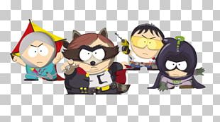 South Park: The Fractured But Whole Eric Cartman The Coon South Park EP Game PNG