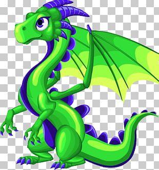 Dragon Legendary Creature PNG