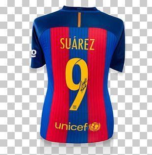 2015–16 FC Barcelona Season T-shirt Jersey Kit PNG