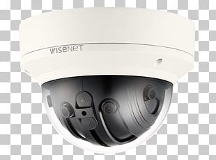 Closed-circuit Television Panoramic Photography Hanwha Techwin High Efficiency Video Coding Camera PNG