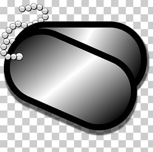Dog Tag Military PNG
