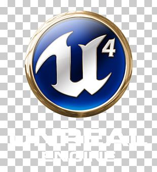 Unreal Engine 4 Logo Game Engine Video Games PNG