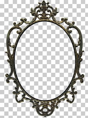 Frames Mirror Vintage Clothing Antique PNG