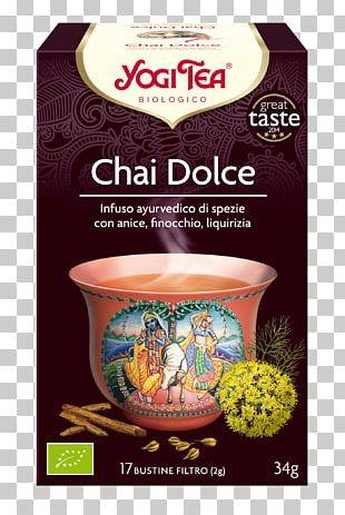 Masala Chai Green Tea Yogi Tea Spice PNG