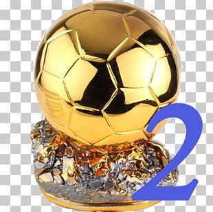Trophy Football Ballon D'Or Sport PNG