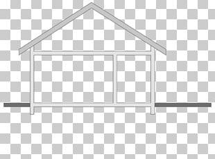 Roof House Symmetry Angle Product Design PNG