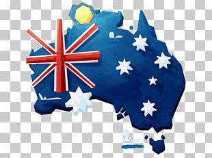 Flag Of Australia Microphone Flag Of The United Kingdom PNG