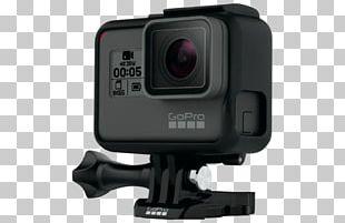 GoPro HERO5 Black GoPro HERO6 Action Camera 4K Resolution PNG