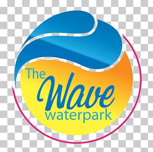 The Wave Waterpark Wave Drive Logo Water Park Brand PNG