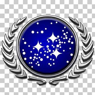 United Federation Of Planets Starfleet Star Trek Logo James T. Kirk PNG