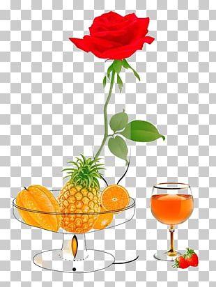 Juice Flower Auglis PNG