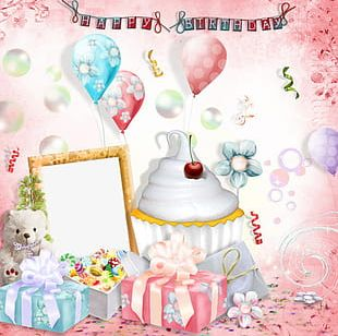 Birthday Frame PNG