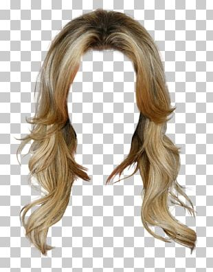 Dress Wig Long Hair Clothing PNG