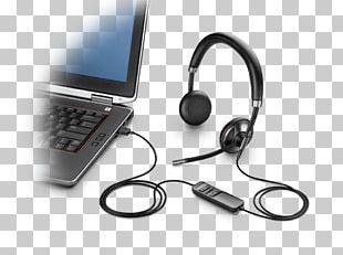Noise-cancelling Headphones Active Noise Control Plantronics PNG
