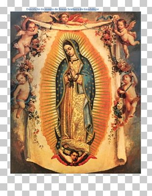 Basilica Of Our Lady Of Guadalupe Tepeyac Marian Apparition Memorare PNG
