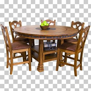 Table Dining Room Chair Living Room Kitchen PNG